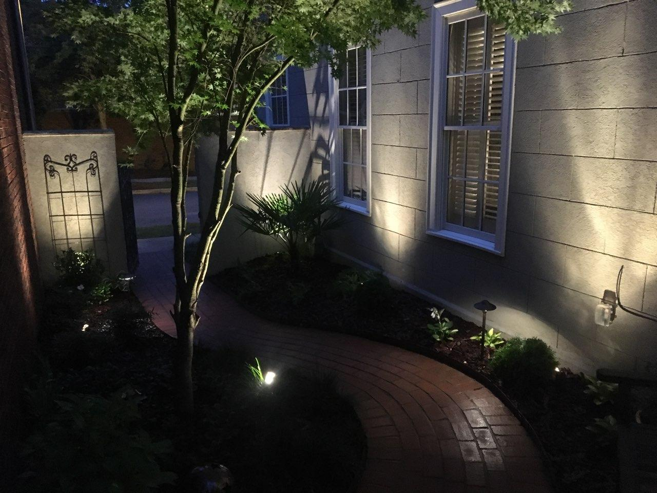 Outdoor Lighting Systems Howell Landscaping Of Georgia